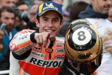 Marquez: My best season, MotoGP Triple Crown for Lorenzo