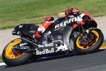 Marquez: New engine, strange fall, Alex out too early