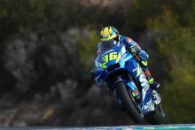 Suzuki: We've made a step, engine 'finalised'