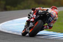 Jerez MotoGP test times - Session 1