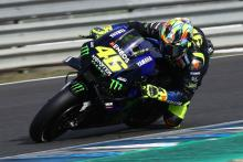 Rossi seeking more power, smooth delivery