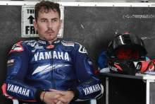 'Sayang sekali' - Lorenzo masih menggunakan Yamaha 2019 untuk tes Portimao
