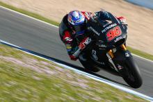 Moto2: Dixon breaks finger, 'won't be a problem' for Qatar