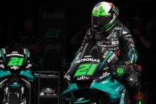 Petronas Yamaha re-signs Morbidelli