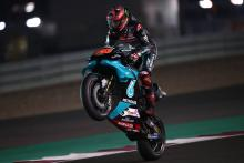 Race simulations leave Quartararo, Morbidelli smiling