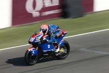 Roberts on record pace to lead Qatar Moto2 FP2