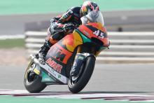 Nagashima mengalahkan Navarro dalam pemanasan Qatar Moto2
