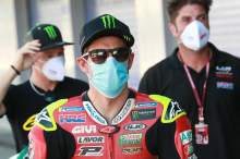 Crutchlow: Austria 'like ice', 'walls need to be pushed back'