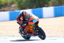 Moto2 Jerez : Martin holds off late challenge for first Moto2 pole
