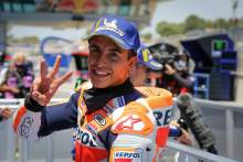 Marquez fires warning shot that Yamaha pair cannot ignore