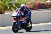 Moto2 Brno - Hasil Kualifikasi