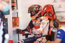 Marc Marquez mundur dari MotoGP Andalucia