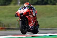 Bagnaia suffers tibia fracture, will miss Czech and Austria MotoGP
