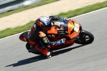 Fernandez on pole for Brno Moto3 2020