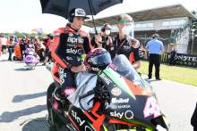 Aleix 'disappointed... all we can do is applaud KTM'
