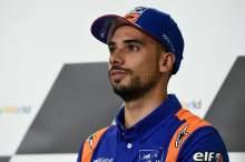 Oliveira 'couldn't be happier' as Portimao confirms MotoGP debut plan