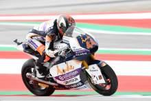 Moto2 Styria: Canet meraih pole position pertama