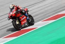 Dovizioso menyampaikan pesan kepada Ducati untuk memenangkan MotoGP Austria yang kacau balau
