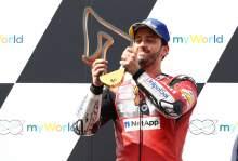 'Emosi aneh' saat Dovizioso menang memperlihatkan apa yang bisa dilewatkan Ducati
