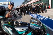 Petronas '3 in 1': 'A big target but I think we can do it!'