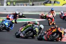 Valentino Rossi, Emilia Romagna MotoGP race. 20 September 2020