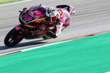 Tony Arbolino , Moto3 , Catalunya MotoGP. 25 September 2020