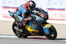 2020 Aragon Moto2 Grand Prix, MotorLand - Race Results