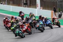 Catalunya MotoGP: Michelin: 'Not easy to guess the weather...'