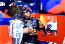 Miguel Oliveira: 'Very childish' reaction by Bagnaia