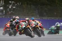 Bradley Smith MotoGP race, French MotoGP. 11 October 2020