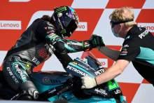 Franco Morbidelli, San Marino MotoGP. 12September 2020