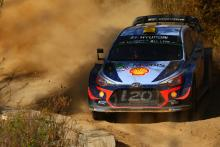 Mikkelsen battles Breen for early lead at Rally Turkey