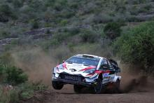 Tanak edges ahead from Meeke