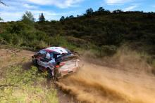Tanak strengthens lead, Breen rolls