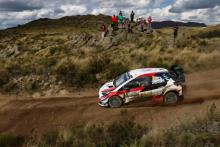 Rally Argentina - Results