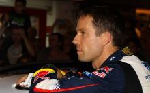 Ogier mengungguli Mikkelsen pada gol pembuka Rally Italia Sardegna
