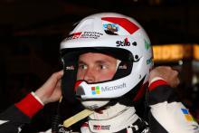 Wales Rally GB - Klasifikasi setelah SS1