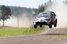 Tanak dominates for Rally Finland victory