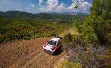 Tanak takes Rally Turkey lead following heavy attrition