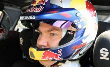 Suninen tops Wales Rally GB shakedown, Tanak crashes