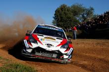 RallyRACC Catalunya - Classification after SS7