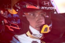 Neuville heads Rally Sweden shakedown