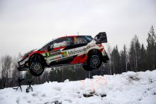 Rally Sweden - Results