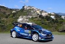 Tour de Corse - Classification after SS6