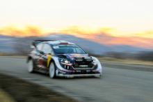 Ogier stretches lead on Tanak, Sordo out