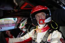 Meeke heads up Tour de Corse shakedown