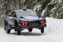 Neuville clinches Rally Sweden victory from Breen