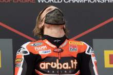 Chaz Davies, Estoril WorldSBK race2, 2020