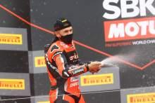 Scott Redding, Aragon WorldSBK race 2, 2021
