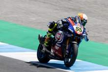 Locatelli finds 'setup' gains, 'aim is to be in the front group' at Misano